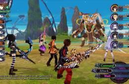 Fairy Fencer F: Advent Dark Force team