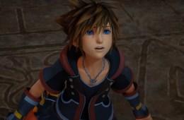 Kingdom Hearts III Sora