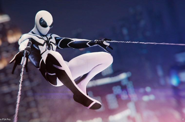 Marvel's Spider-Man Future Foundation suit