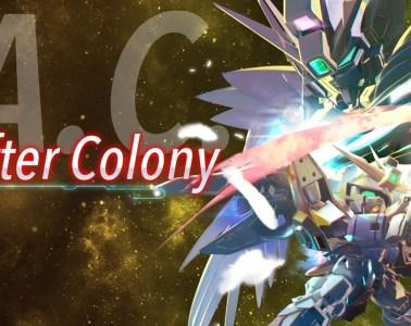 SD Gundam G Generation Cross Rays Gundam Wing