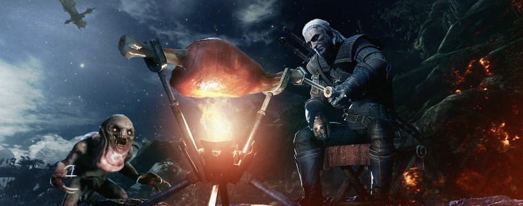 Monster Hunter: World The Witcher 3 Geralt