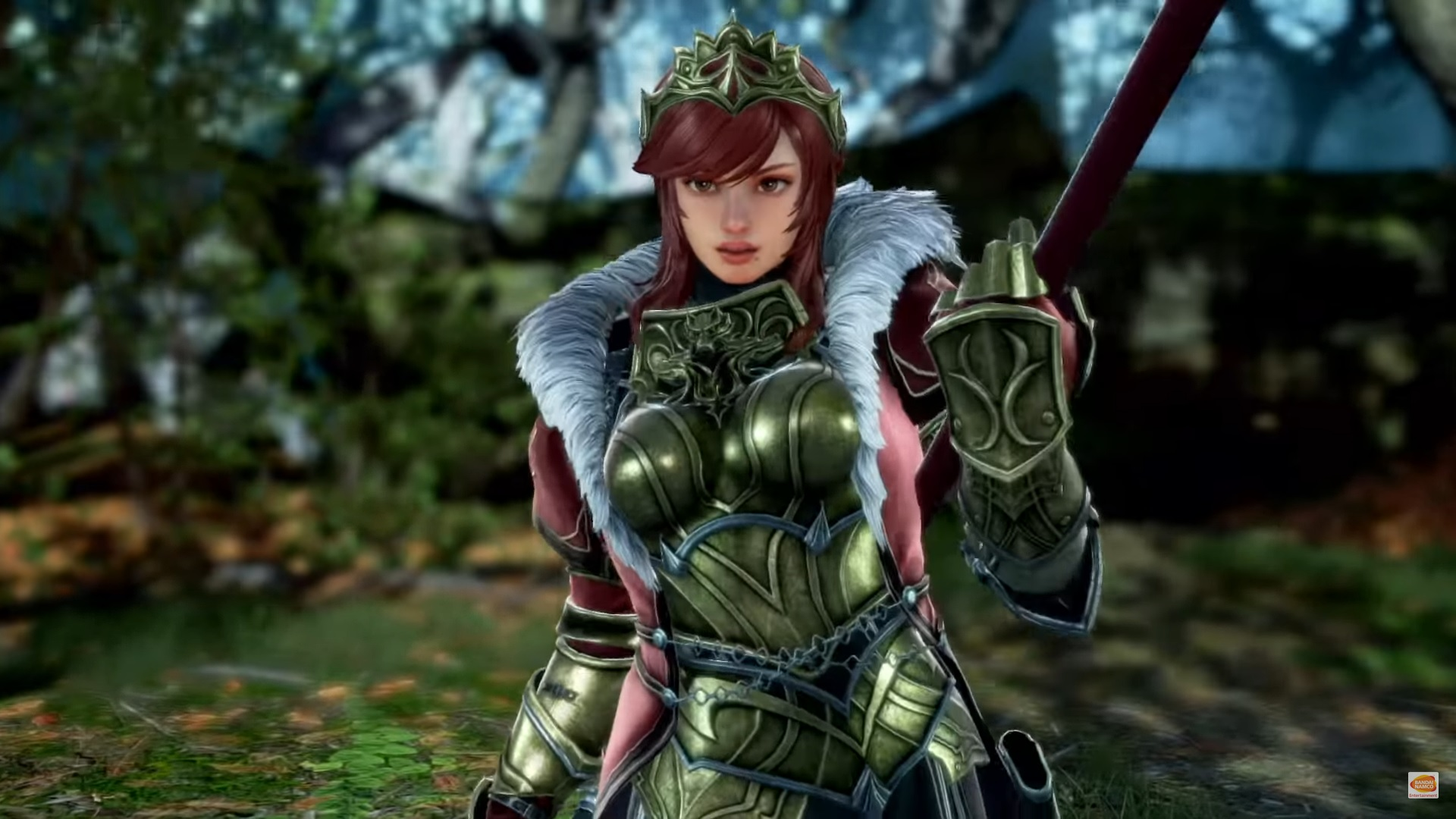 SoulCalibur 6: Hilde prepares to join the roster of wrestlers