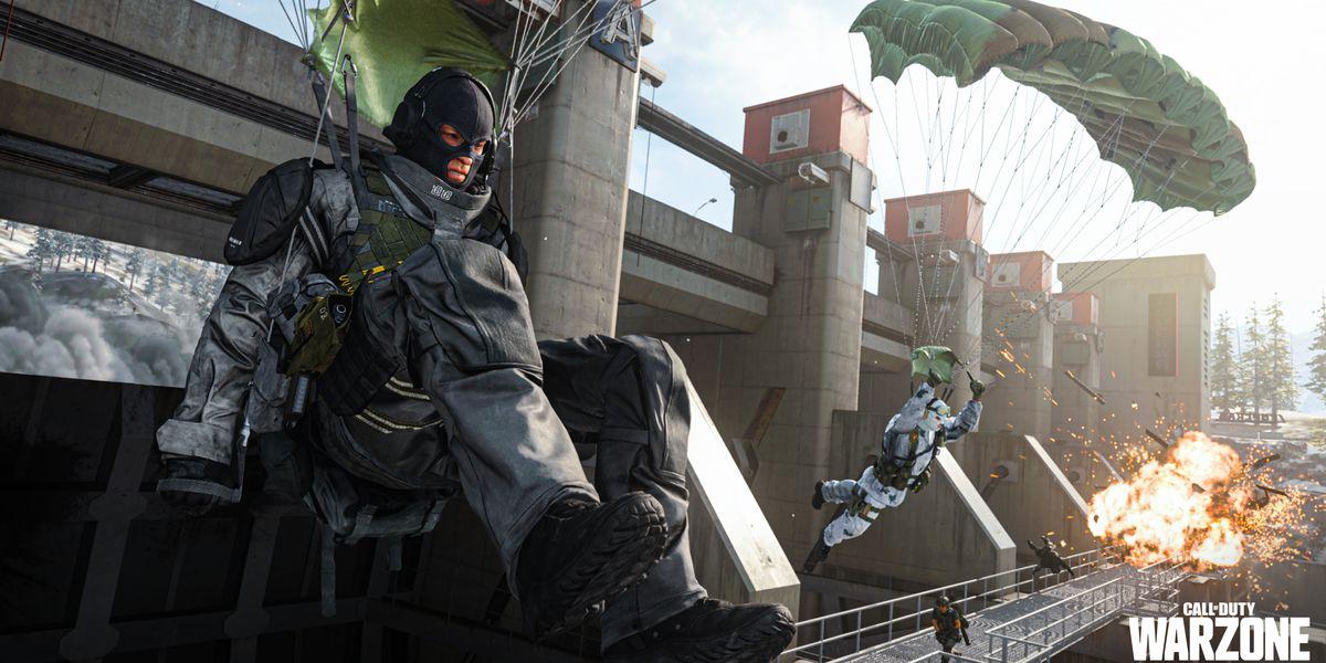 Call of Duty Modern Warfare Battle Royale REVEAL: COD Warzone trailer today?