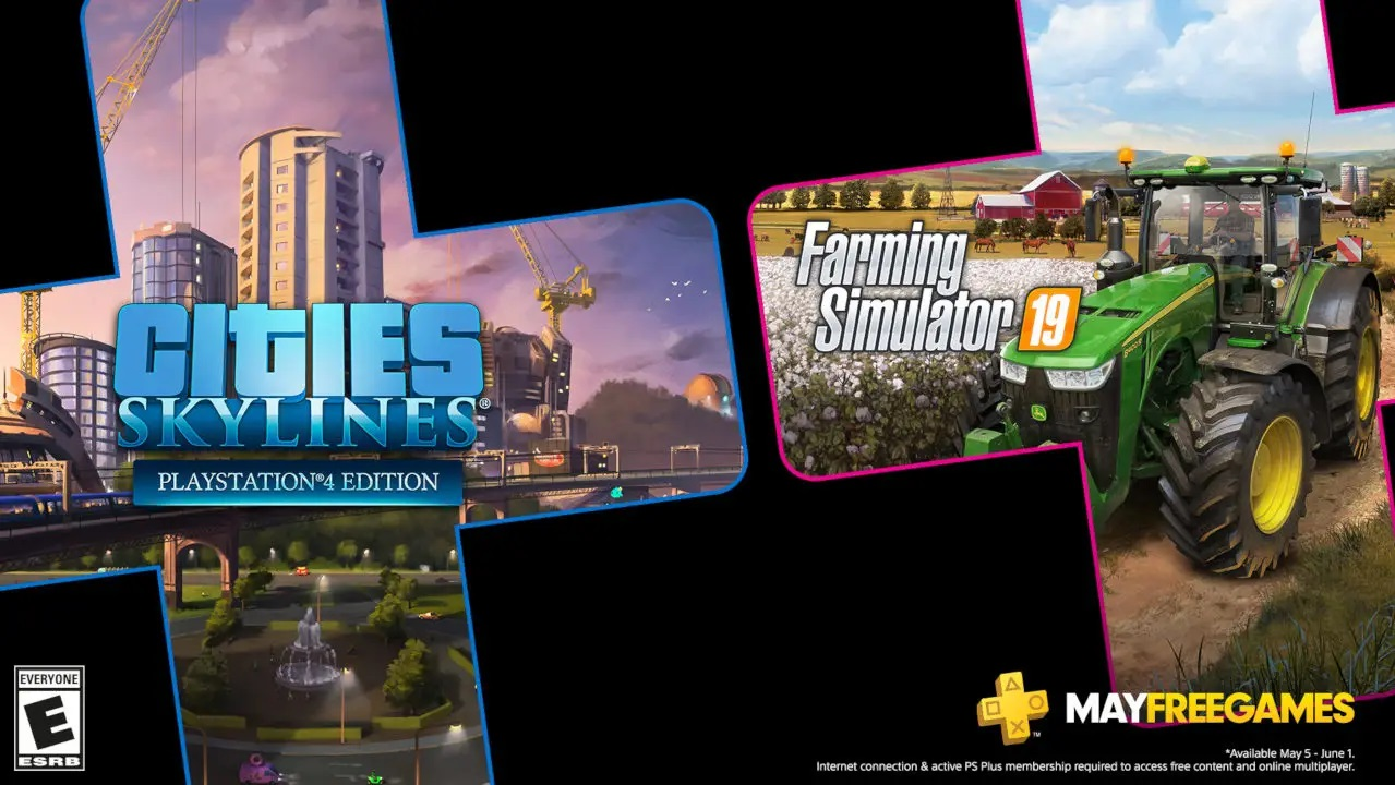 Free PlayStation Plus games for May 2020 | PlayStation 4