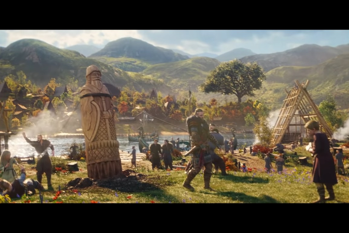 There Will Be Climbable Buildings In Assassin S Creed Valhalla Sirus Gaming
