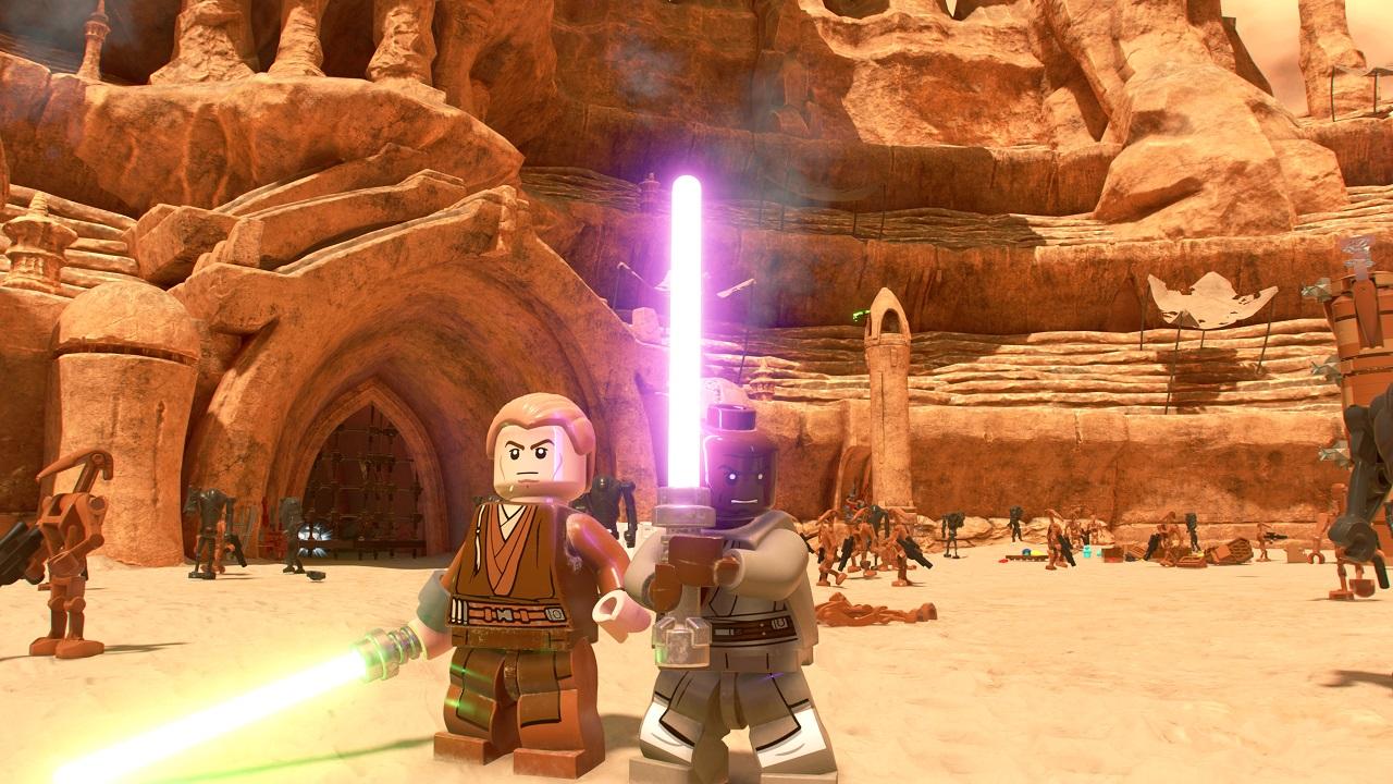 lego star wars the skywalker saga has 300 playable