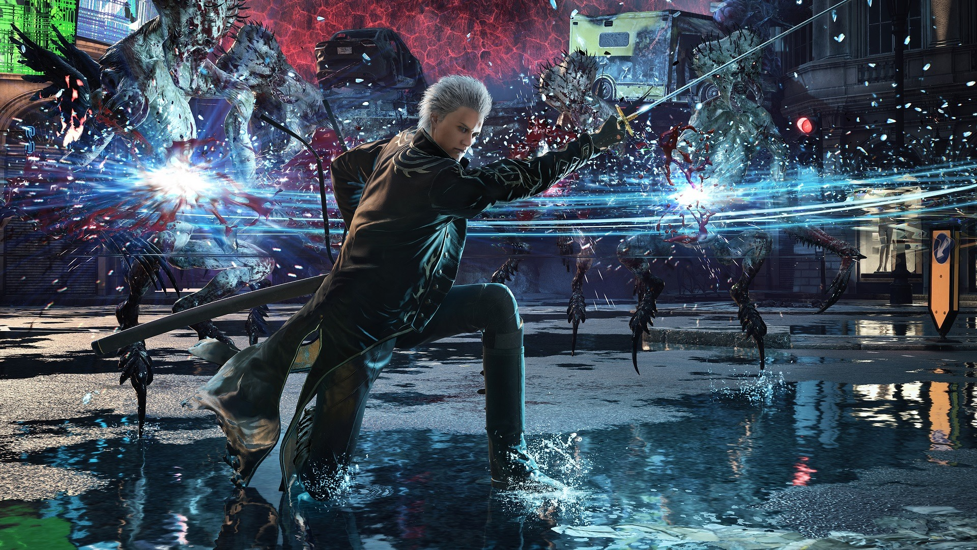Devil May Cry 5 Special Edition Announced for PS5