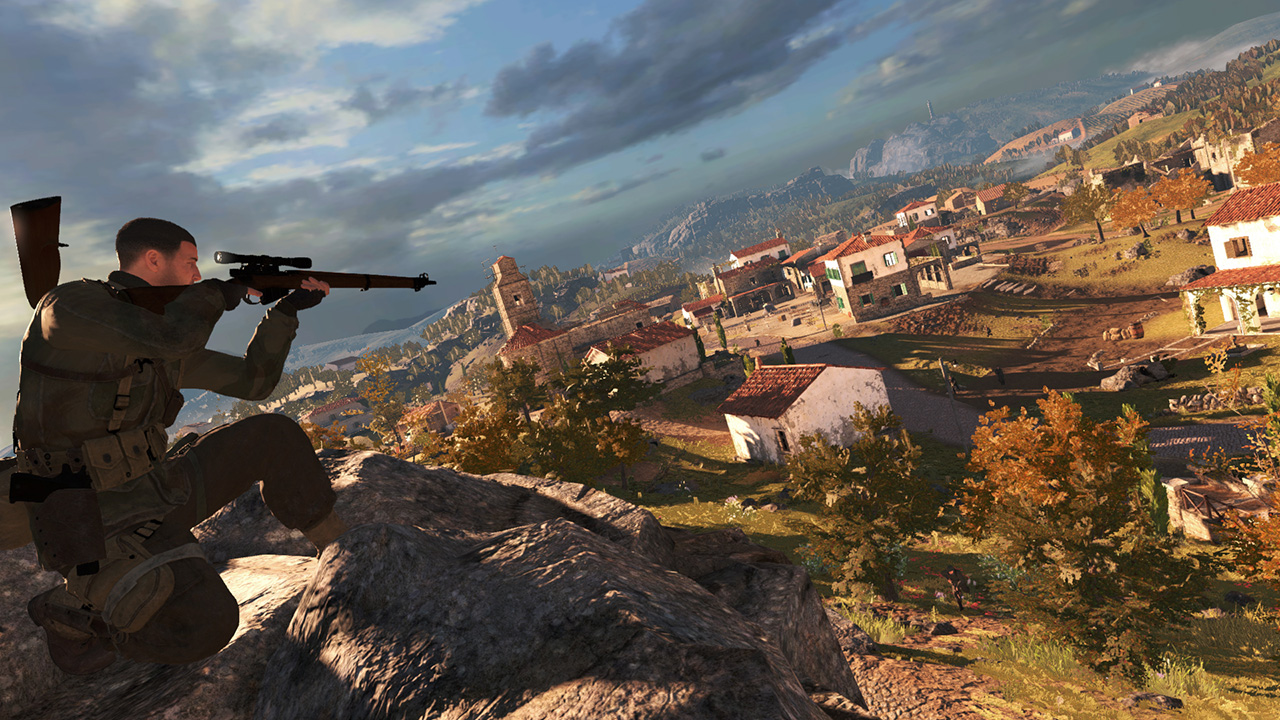 Sniper Elite VR Coming to Oculus Quest