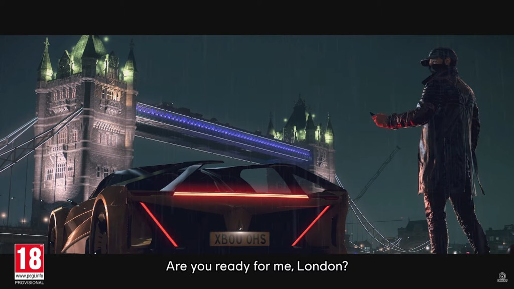 Watch Dogs Legion Wrench And Aiden Legion Coming October 29 2020