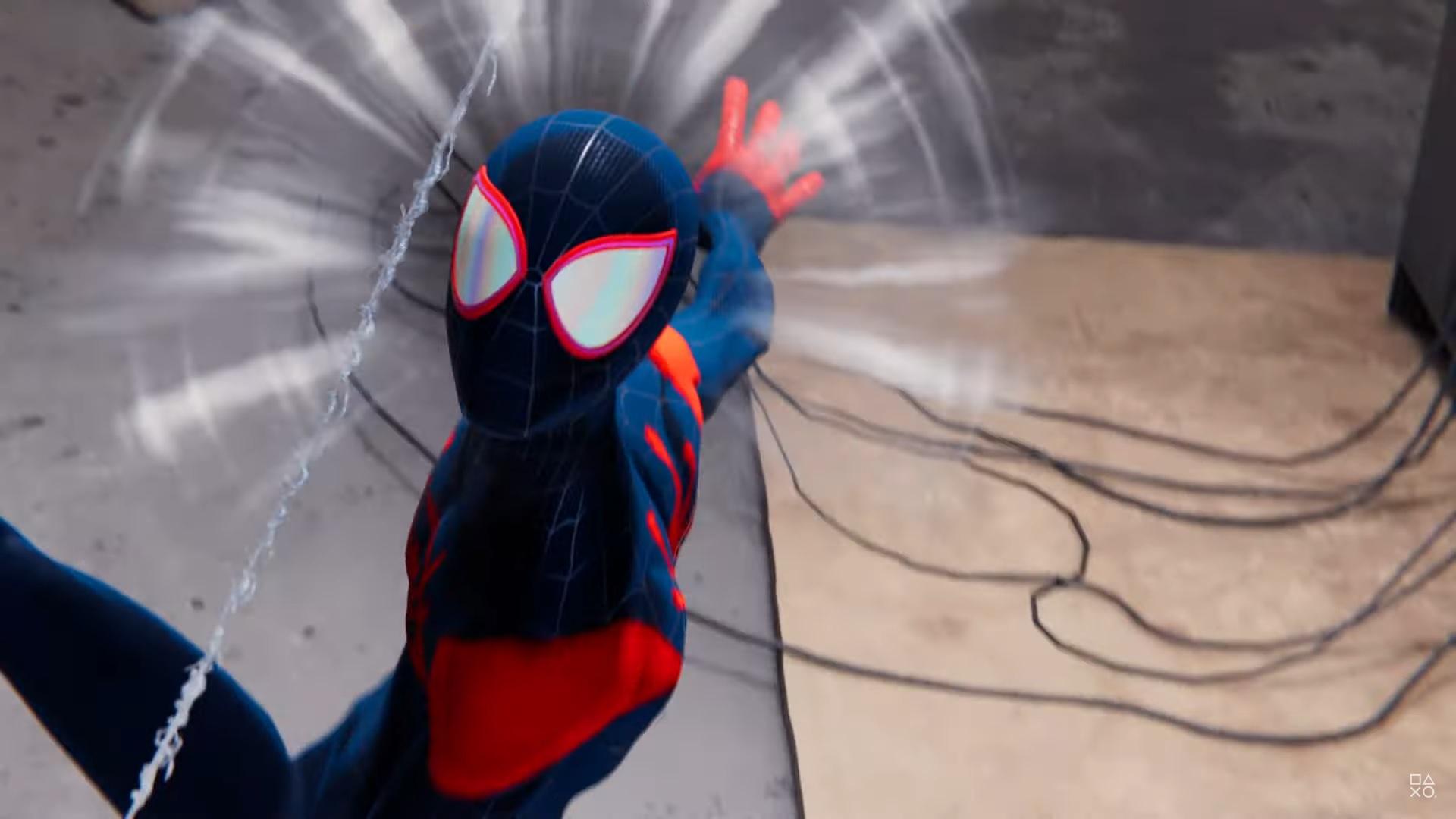 Spider-Man: Miles Morales Spider-Verse Costume Revealed