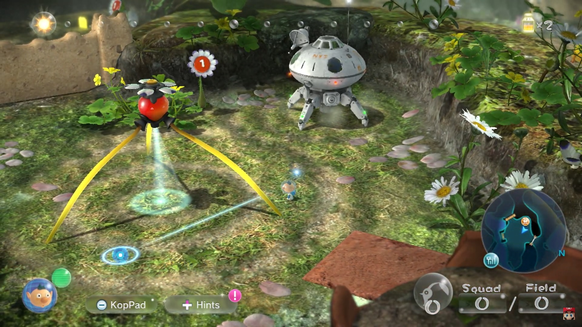 Pikmin 3 Deluxe confirms demo for Nintendo Switch