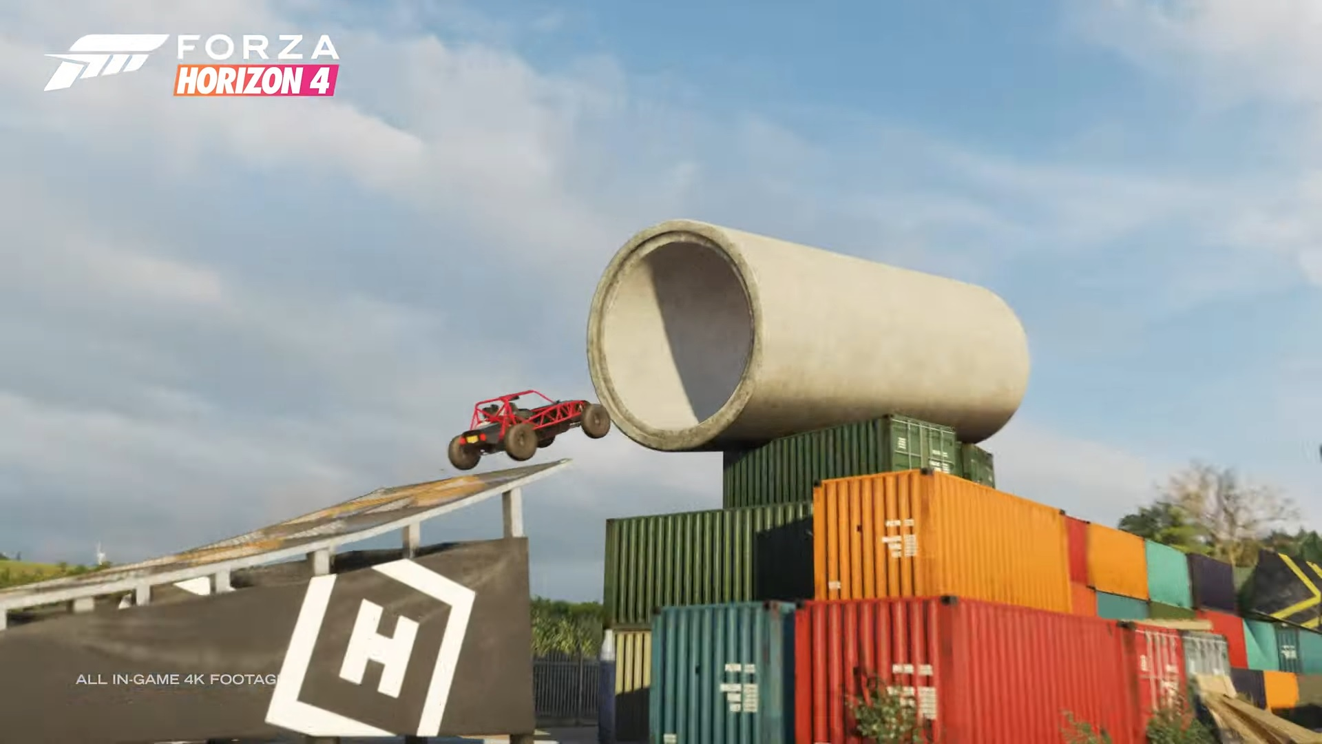 Forza Horizon 4 Adding New Game Mode Soon