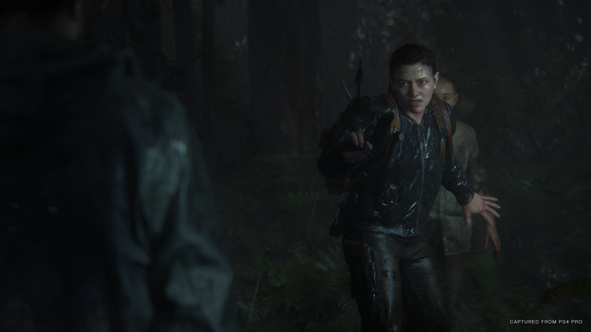 The Last of Us Part II New Trailer Focuses on Abby's Story