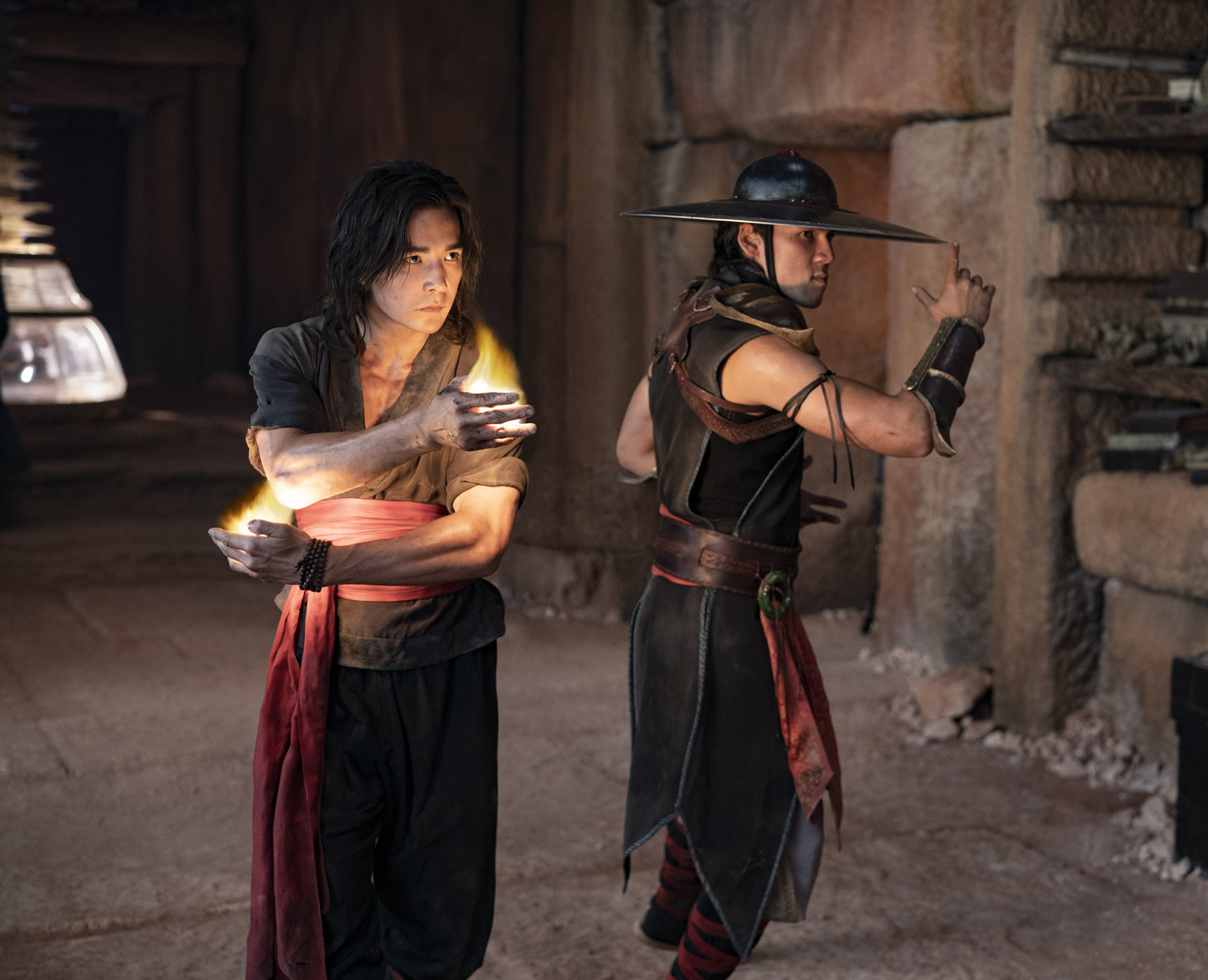 Mortal Kombat 2021 Movie: The First Look Images Are Here