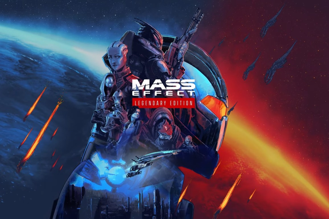 Mass Effect Legendary Edition is Launching in May 2021 ...