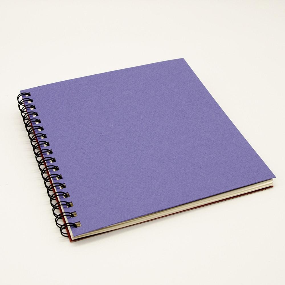 スクエアノート<br>SQUARE free note 紫色イメージ1