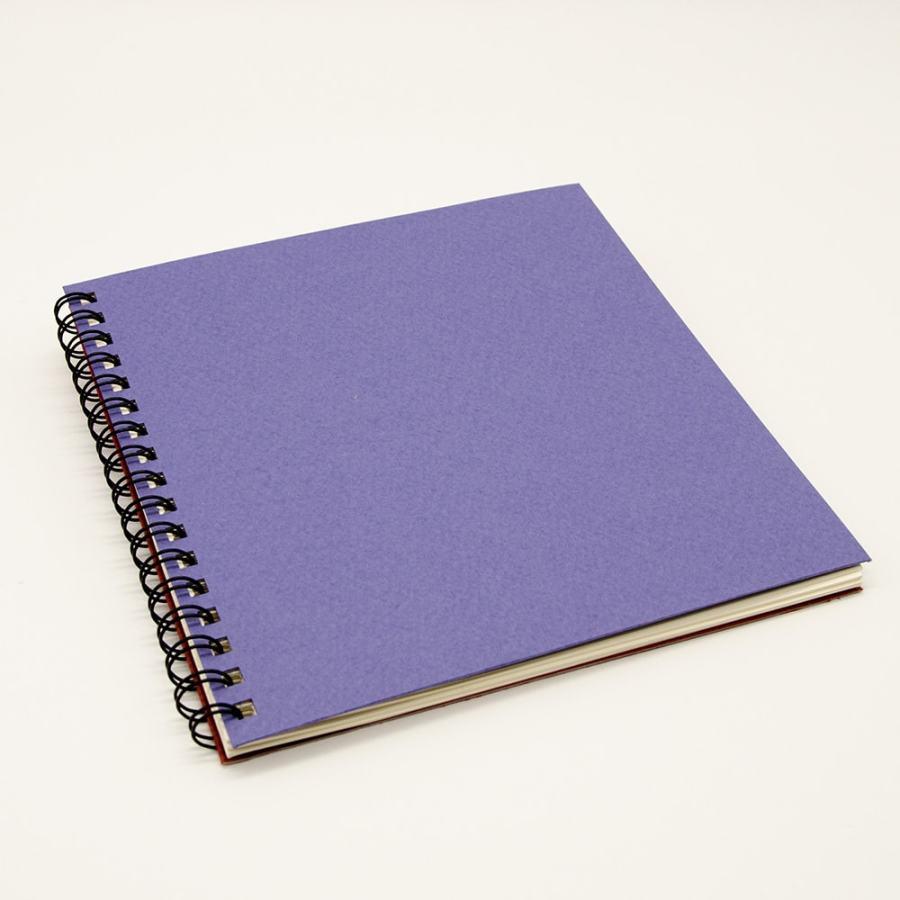 スクエアノート<br>SQUARE free note 紫色