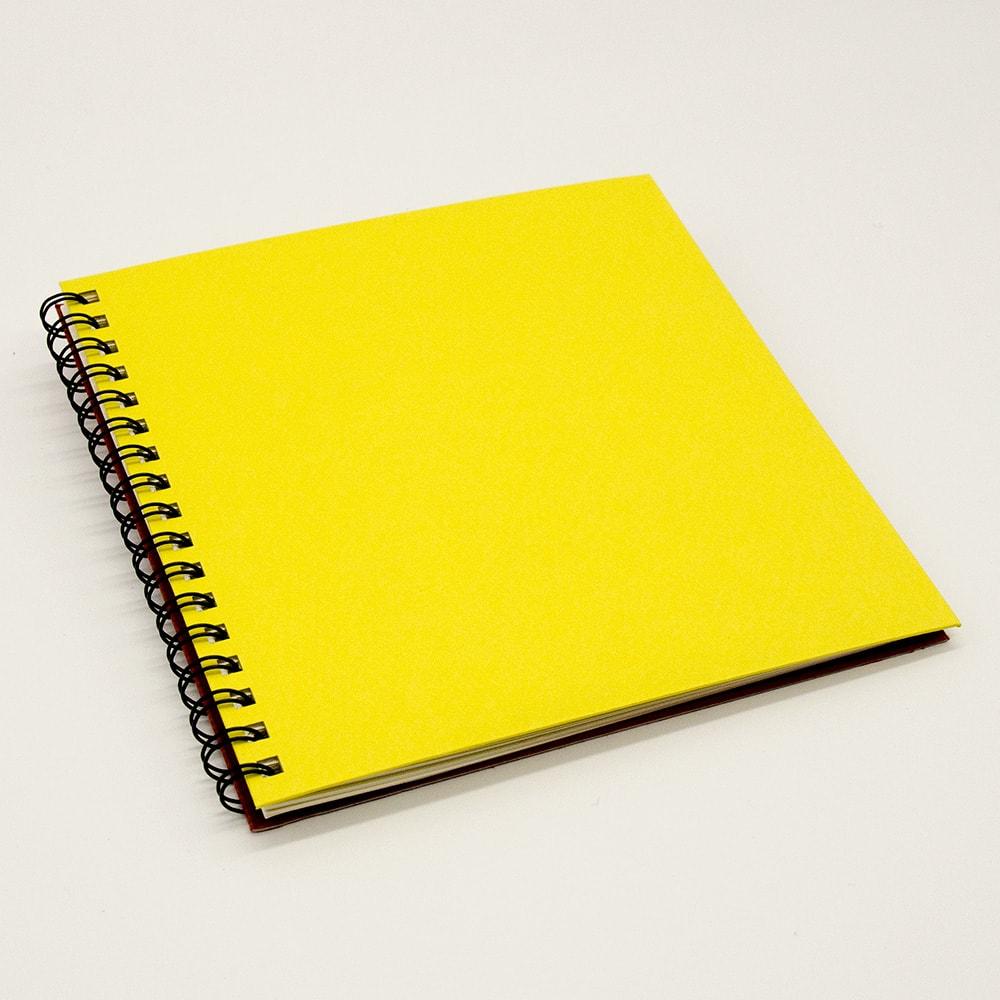 スクエアノート<br>SQUARE free note 黄色イメージ1