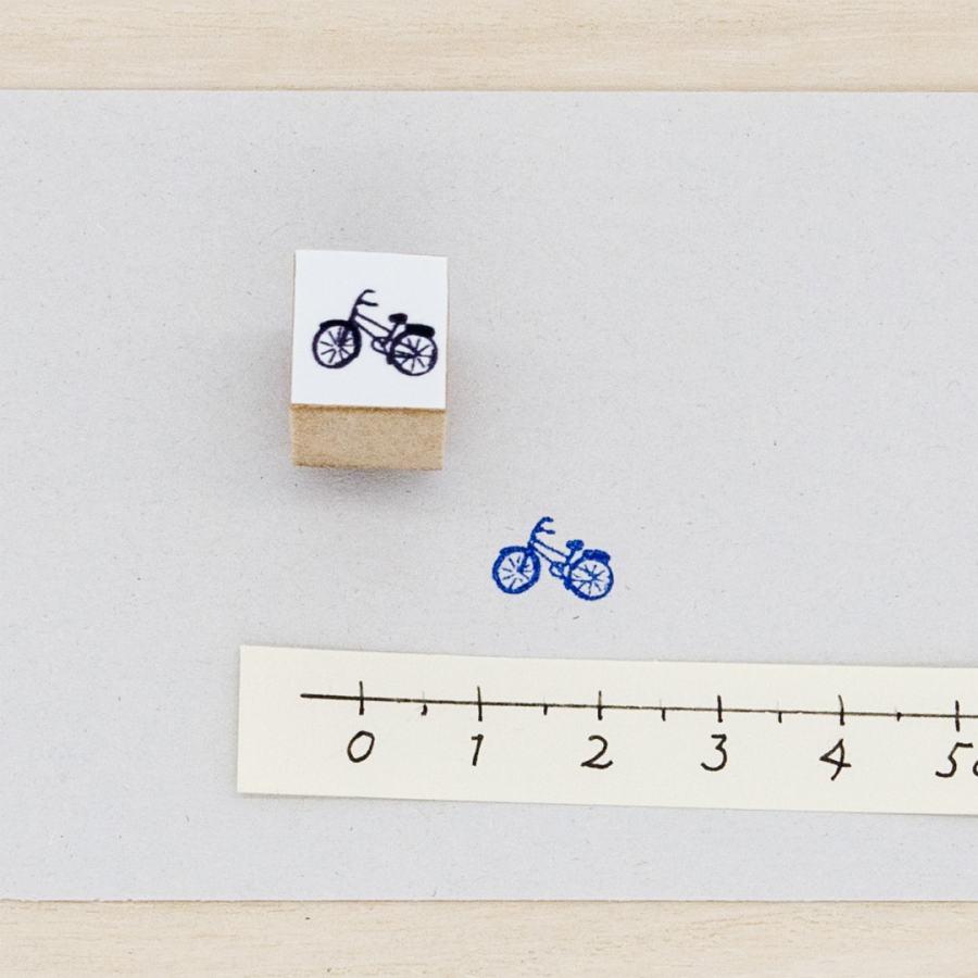 スタンプ<br>自転車(S)