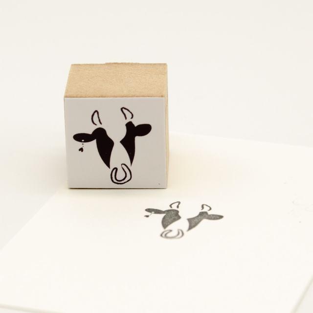 スタンプ 牛・COW