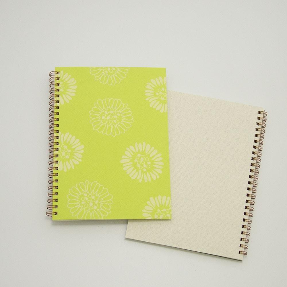 デイジー×黄緑色イメージ3