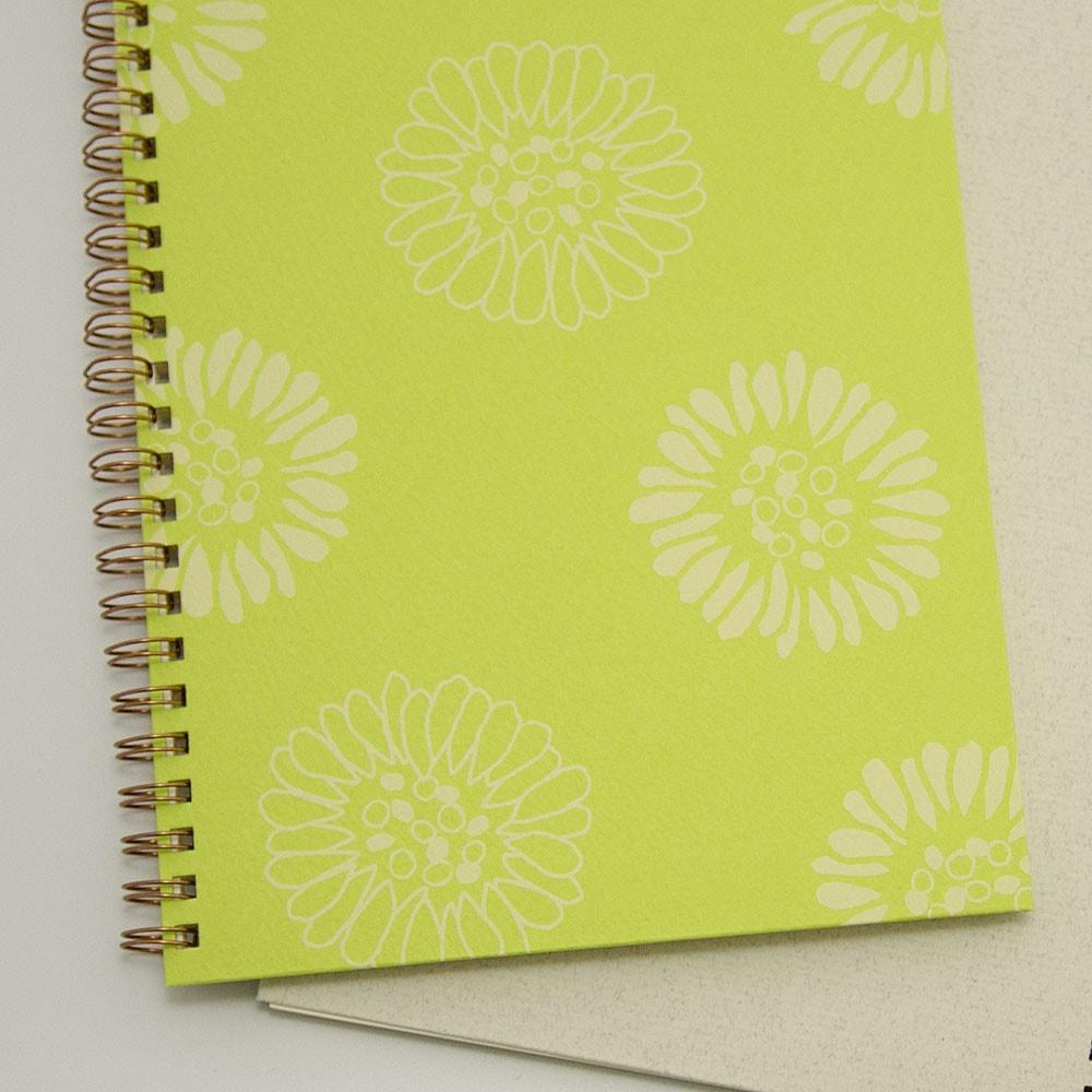 デイジー×黄緑色イメージ4