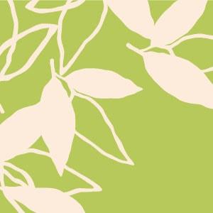 「葉模様×黄緑色」を選ぶ