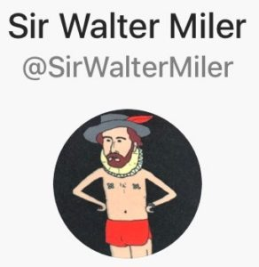 Enjoy the Pop Up Miles? Consider Venmo-ing @SirWalterMiler a donation!