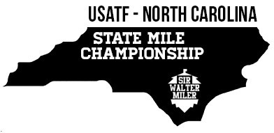 USATF NC State Miles Championship rectangle