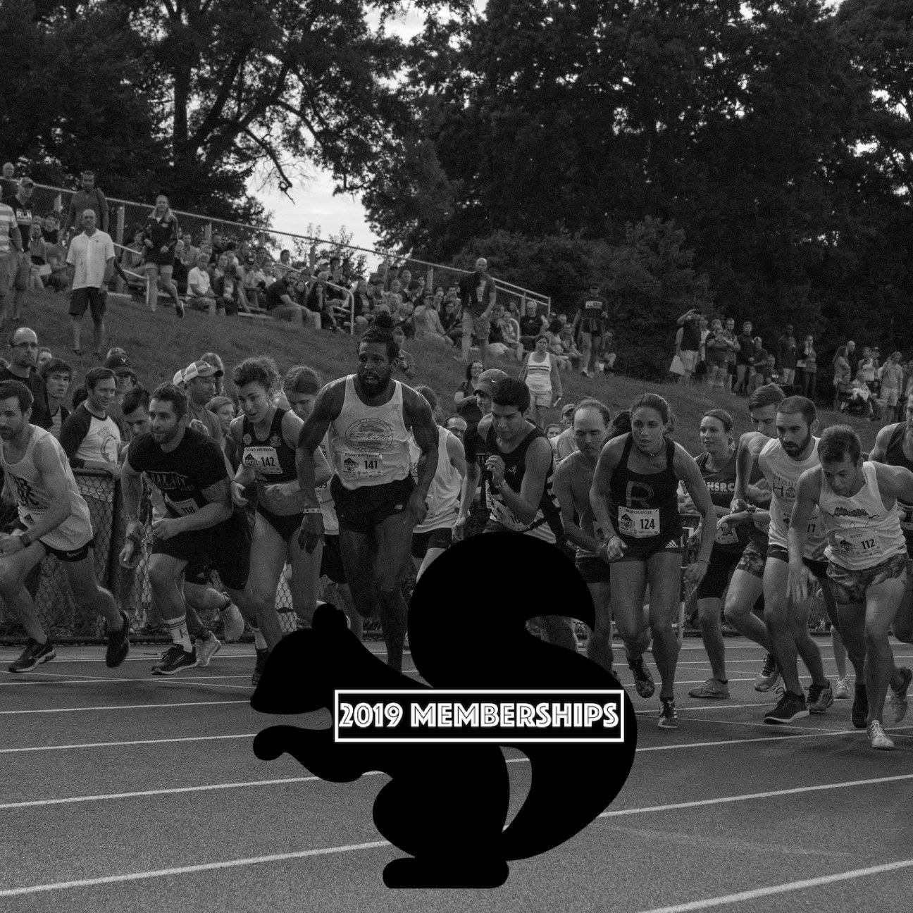 2019 Sir Walter Running Member
