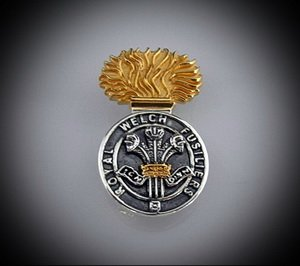 Royal Welch Fusiliers Pendant