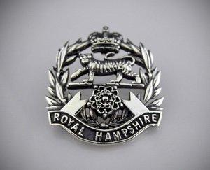 Royal Hampshire Oxidized Pendant