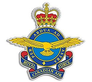 Canadian Air Force Rings