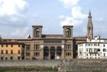 図2 フィレンツェ国立中央図書館(個人撮影)