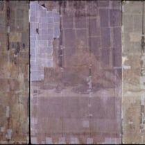 図5. ジョルジョ・ヴァザーリ《最後の晩餐》洪水後の表面保護(同上)