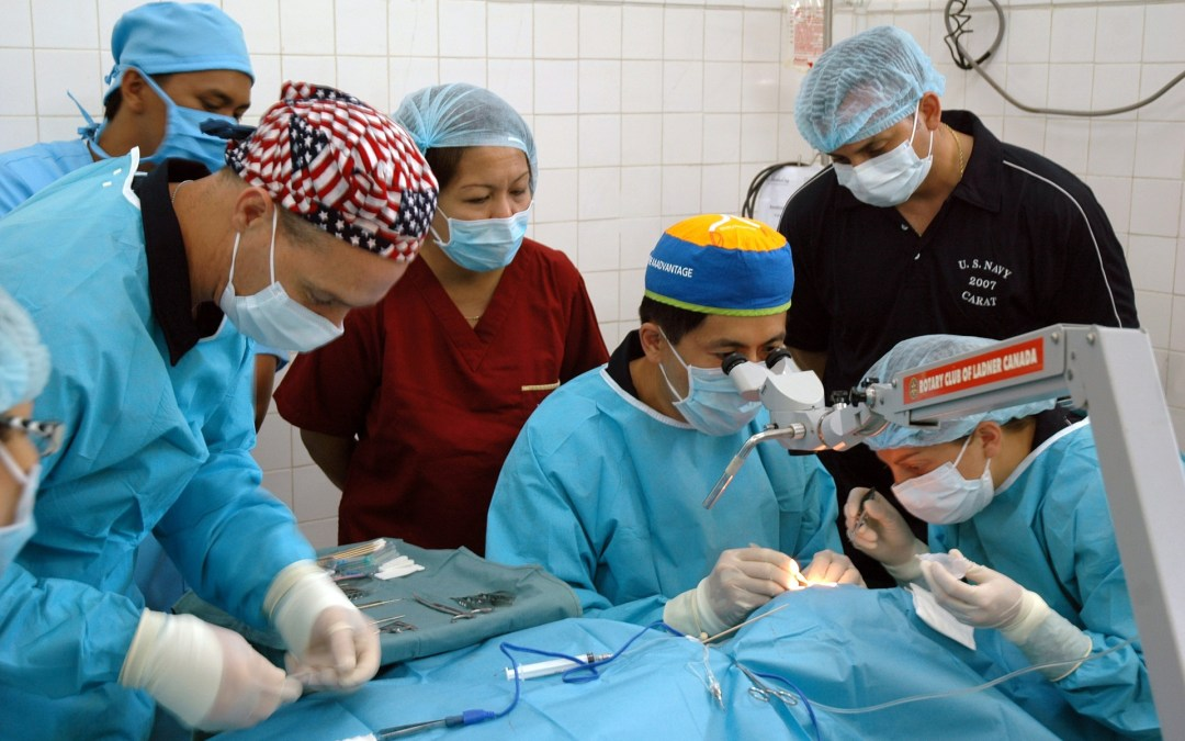 Care and Handling of Basic Surgical Instruments