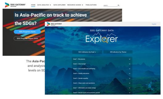 New data portal launched by UNESCAP
