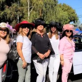 2019 Santa Clara Parade with Soroptimist members