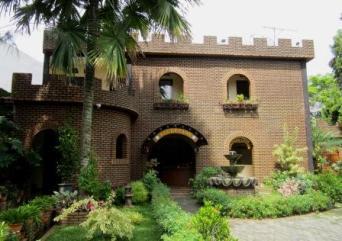 Sudut Hotel Taman Sari