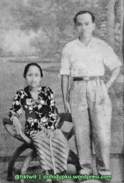 Kakek dan Nenek, 1952.