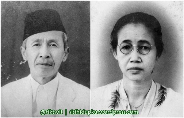 Ki Didi dan Mimih Eni yang merawat Emak.