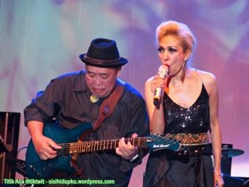 Syaharani dan Donny Suhendra