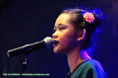 Lana Nitibaskara, The Spirit of Jazz.