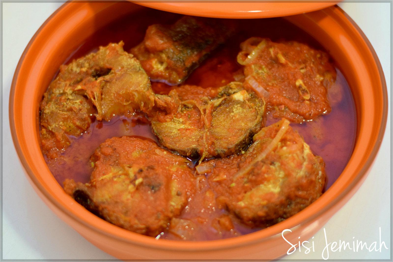Nigerian Fish Stew - Obe Eja Dindin