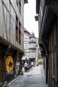 Rue Paillot de Montabert, - Troyes, France
