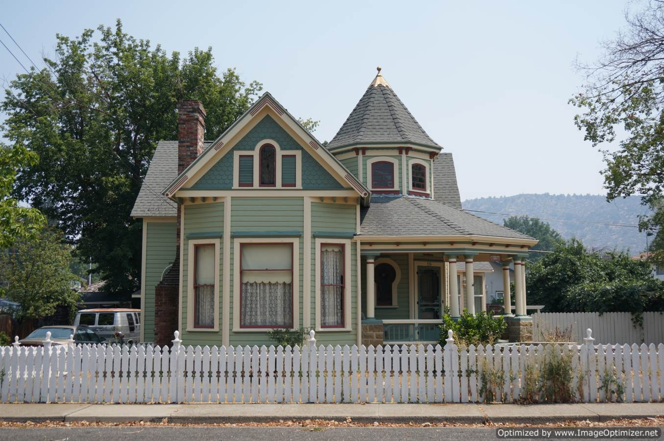 Northern California Victorian House for sale | Third Street