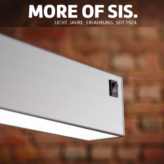 LED Systemleuchten-Baukastensystem