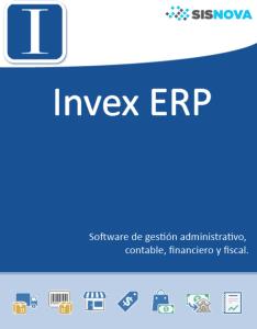Invex ERP, el software que sea adapta a su negocio