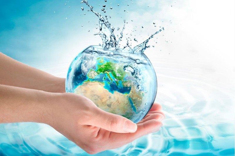 Seguimos festejando el Día Mundial del Agua