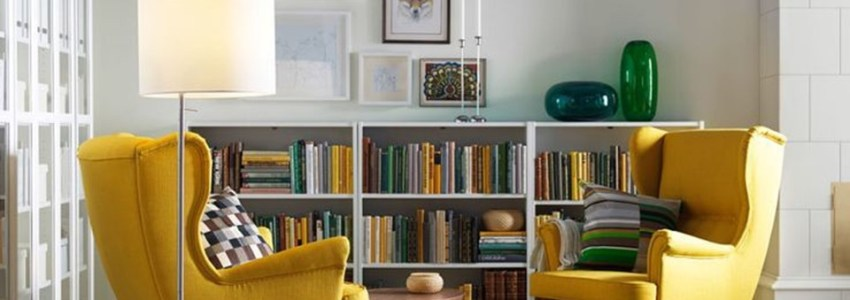 Arma tu propio rincón de lectura
